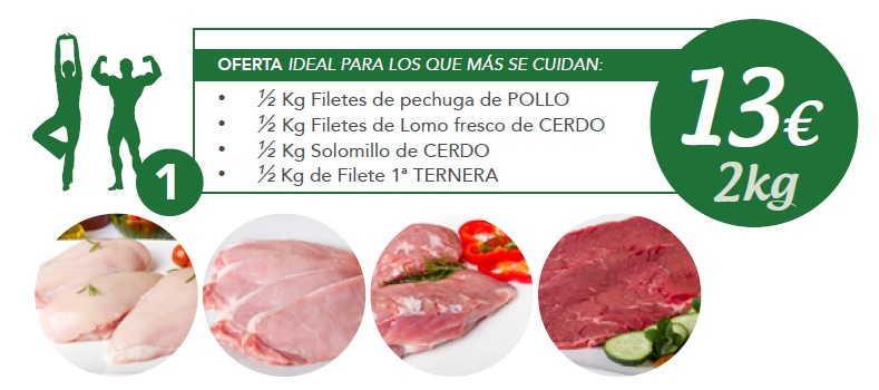 Oferta 1 Camporeal